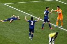 FIFA World Cup 2018: Japan Register Victory Over Colombia - Relive the Goals