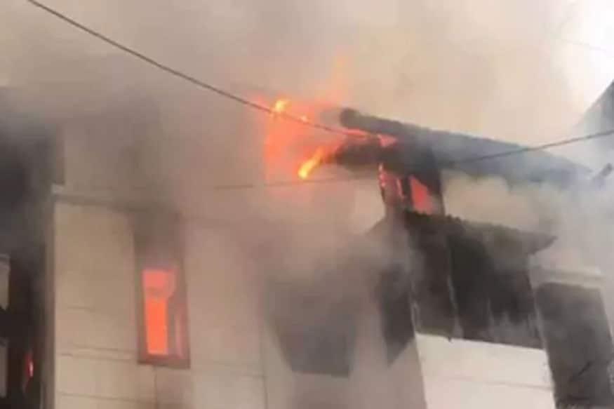 Two Women Among 4 Killed as Fire Breaks Out in Delhi Factory
