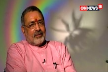 Not the Only Face in Bihar: Giriraj Singh
