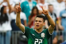 FIFA World Cup 2018: Mexico Stun Germany in Group F Opener — Relive Lozano's Goal
