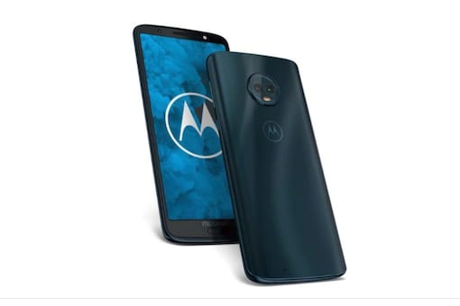 Motorola G6 Play: The device sports a 5.7-inch HD+ screen. It is powered by Qualcomm Snapdragon 430 SoC, paired with 3GB of RAM and 32GB of internal storage (image: Motorola)