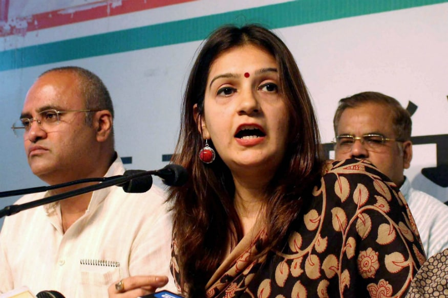 'Fear Grips Women in Cong as Party Chose to Protect Abusers': BJP on Priyanka Chaturvedi's Resignation