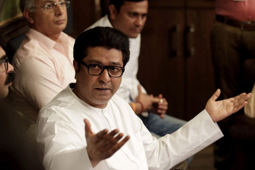 Shivaji's Raj Mudra & Total Saffron: On Balasaheb's Birthday, Raj Thackeray Unveils MNS's New Flag