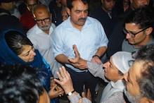 Grief-Stricken Mehbooba Breaks Down at Shujaat Bukhari's Killing