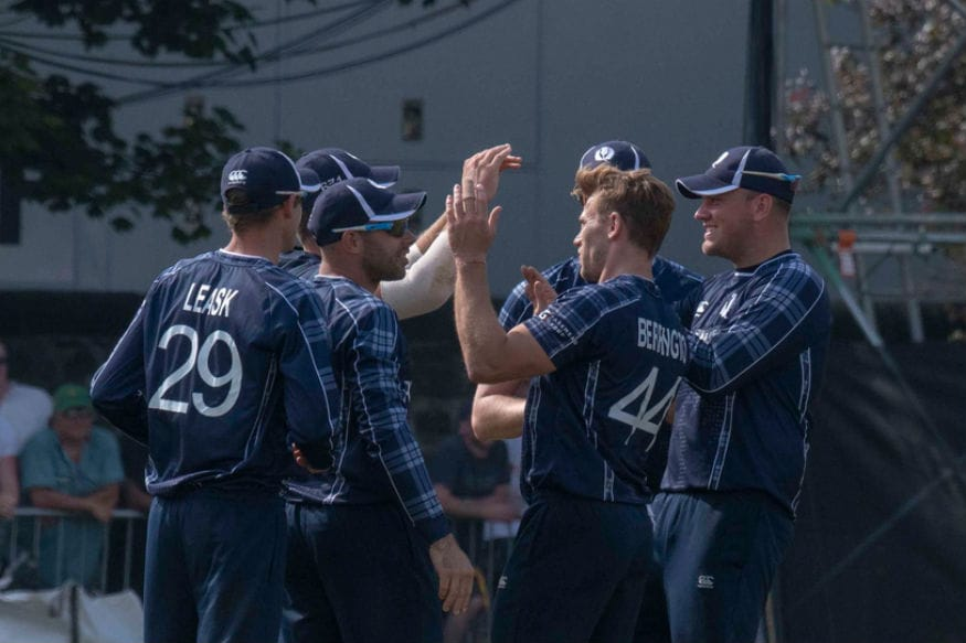 Scotland vs England, One-off ODI in Edinburgh, Highlights: As it Happened