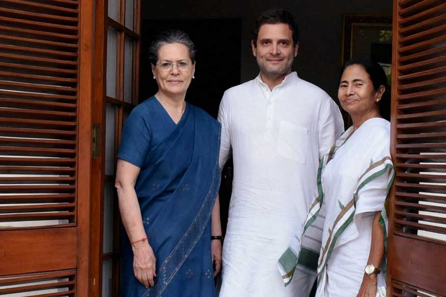 Congress Reaches Out to Mamata to Stitch Together Consensus for RS Deputy Chairman Post