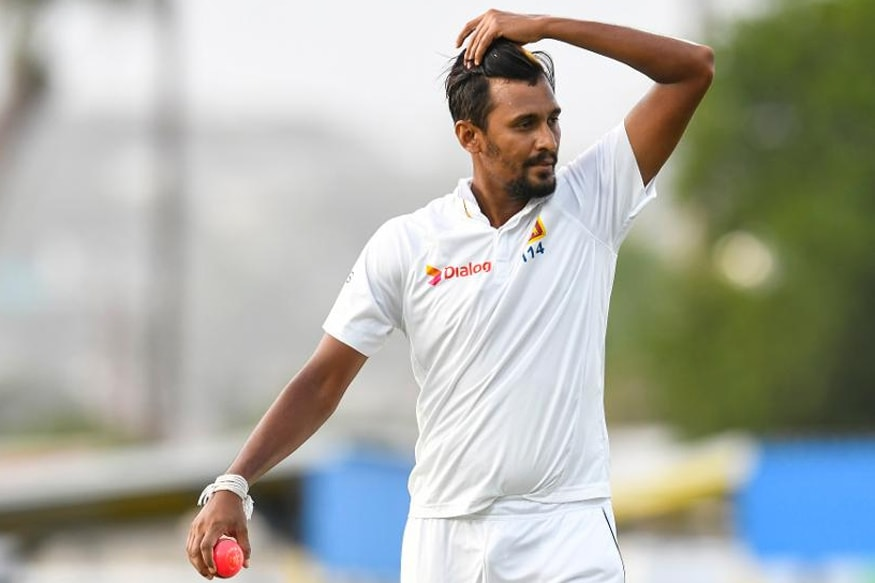 Sri Lanka's Suranga Lakmal to Miss Pakistan Tour After Contracting Dengue
