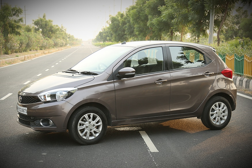 The Tata Tiago