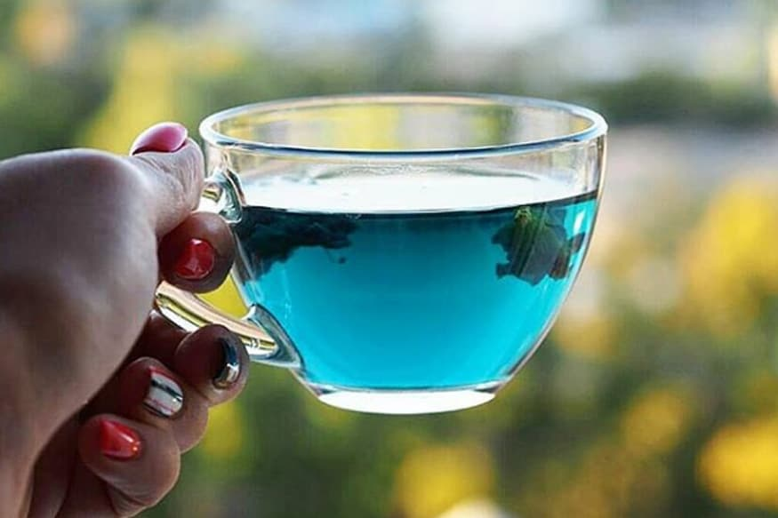 Tired Of Black and Green Tea? Try Blue Tea Now