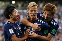 FIFA World Cup 2018: Keisuke Honda Scores Late Equaliser as Japan Hold Senegal