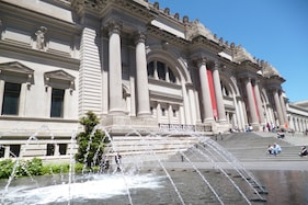 New York's Met Museum Pulls In Record 7.35 Million Visitors