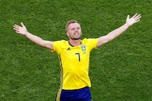 FIFA World Cup 2018: We Can Make Life Difficult for England, Says Sweden's Sebastian Larsson
