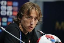 FIFA World Cup 2018: I'm the Little Man Who Can, Says Croatia's Luka Modric