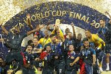 In Pics, France vs Croatia, 2018 FIFA World Cup Final