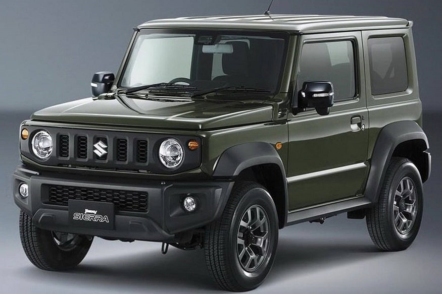 The Jimny for Japan comes with a 660cc, three-cylinder petrol engine, while the Jimny Sierra has a larger engine. Both the engines get either a 5 speed manual or a 4 speed automatic gearbox as an option. (Image: Suzuki)