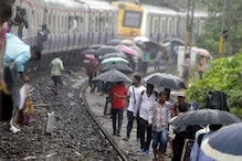 Mumbai Rains: Around 2,000 Passengers Stranded in Two Trains Rescued