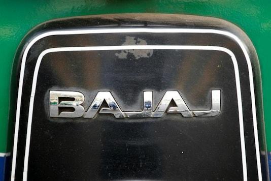 Bajaj Auto Logo (Image Source: Reuters)