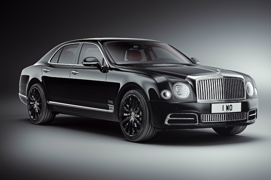 Bentley Mulsanne Walter Owen Edition by Mulliner