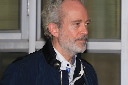 File photo of AgustaWestland 'middleman' Christian Michel.