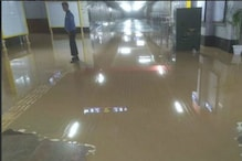 Delhi Metro Station Inundated Days Before Inauguration, Adjoining Footpath Caves in
