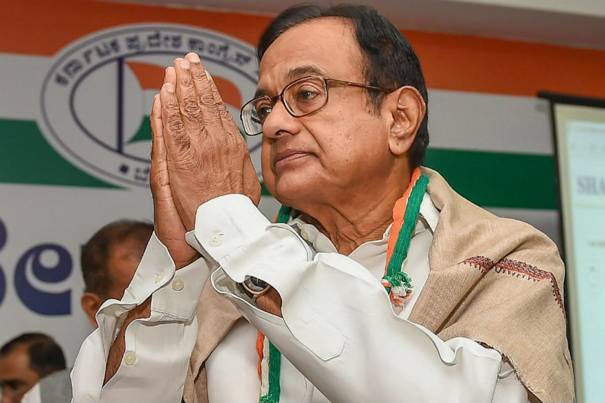 By Defending Chidambaram, Congress' Support for Corruption is on Display, Says BJP