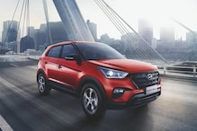 2019 Hyundai Creta Sport Compact SUV with New Looks