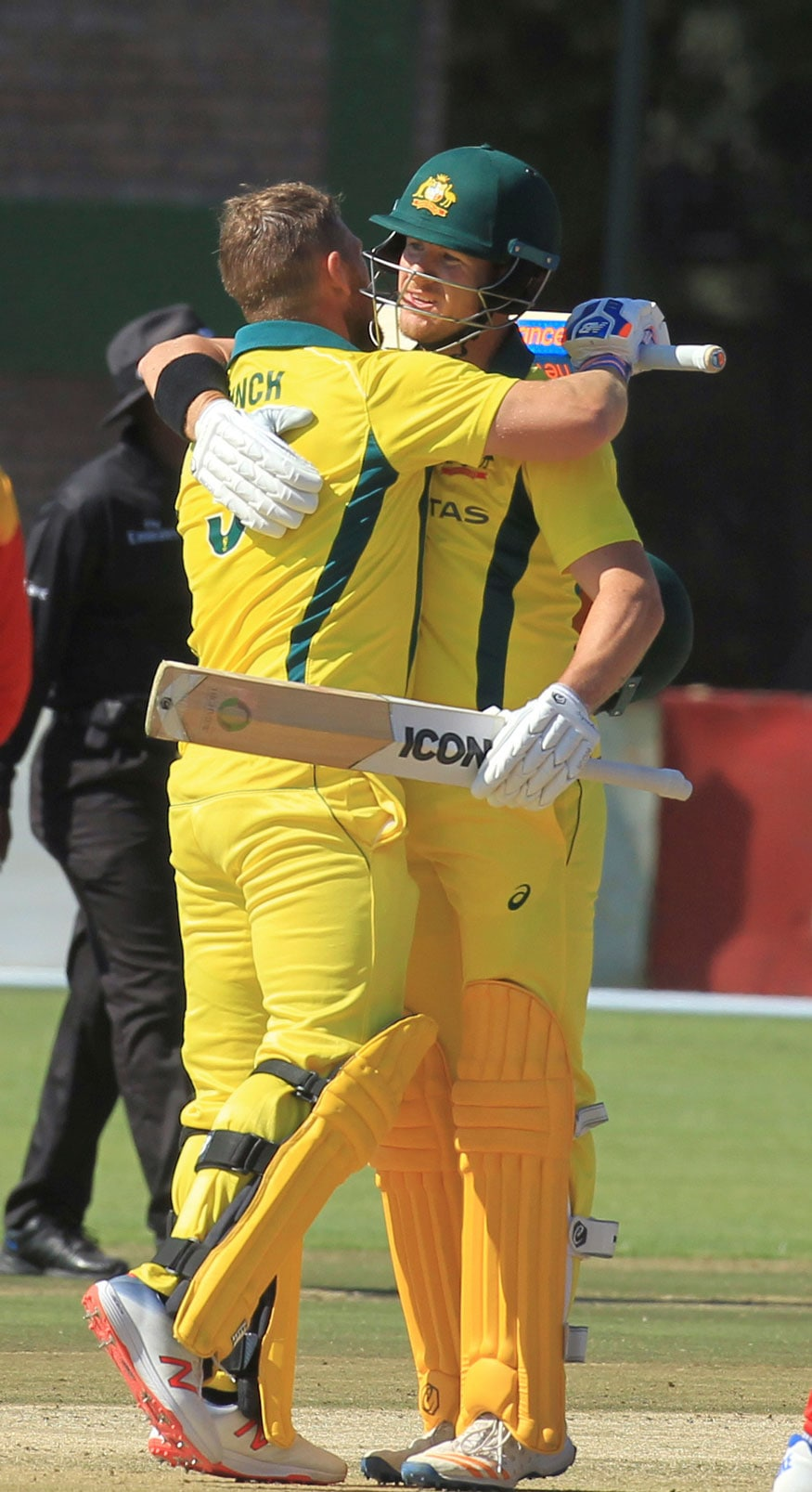 PHOTOS: Aaron Finch Makes History With Highest T20I Score