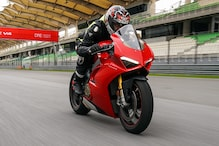 Ducati Panigale V4 S First Ride Review: Track-God, Anyone?