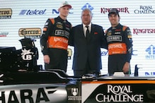 I Took Action Against Force India to Save Jobs - Sergio Perez