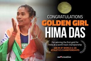 HIMA DAS_Congratulations