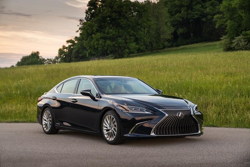 Lexus ES 300H is a hybrid sedan. (Image: Lexus)
