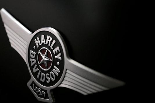 Harley Davidson logo. (Photo: Reuters)
