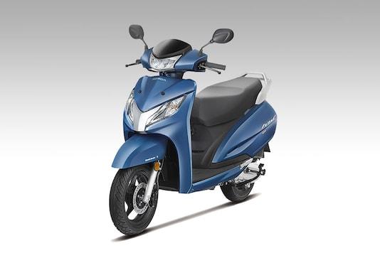 New Honda Activa 125. (Photo: Honda)