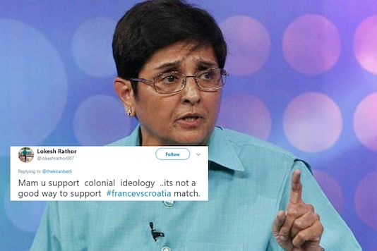 File image of Lt. Governor of Puducherry Kiran Bedi. (Image: Reuters)
