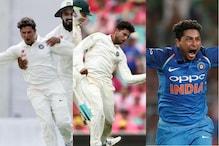 Kuldeep Yadav - From Dharamsala to Sydney - Standout Spells Since International Debut