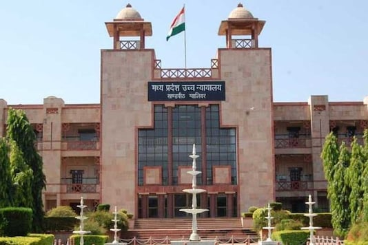 File photo of Madhya Pradesh High Court. (Image: PTI)