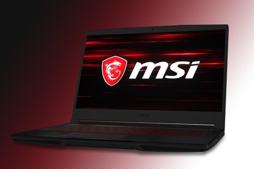 MSI GS63 Gaming Laptop