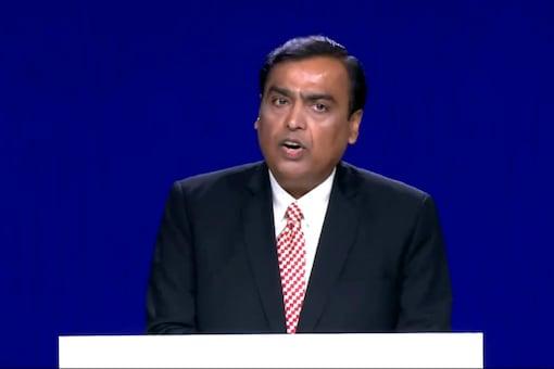 Reliance Industries Limited chairman Mukesh Ambani.
