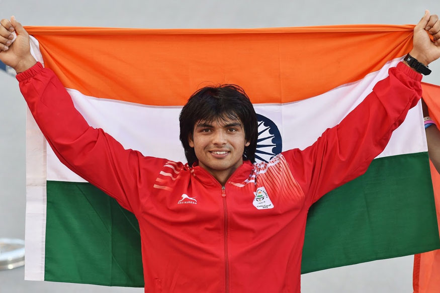 Image result for neeraj chopra