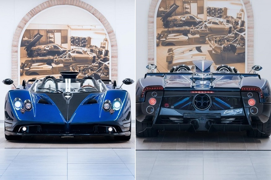 This Pagani Car Costs Rs 121 Crore Or 4000 Maruti Suzuki Alto