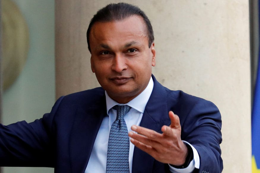 Two Arrested for Posting Wrong Info About Anil Ambani on SC Website