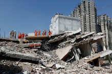 Family of Four Perishes in Greater Noida Building Collapse, Death Toll Touches 9