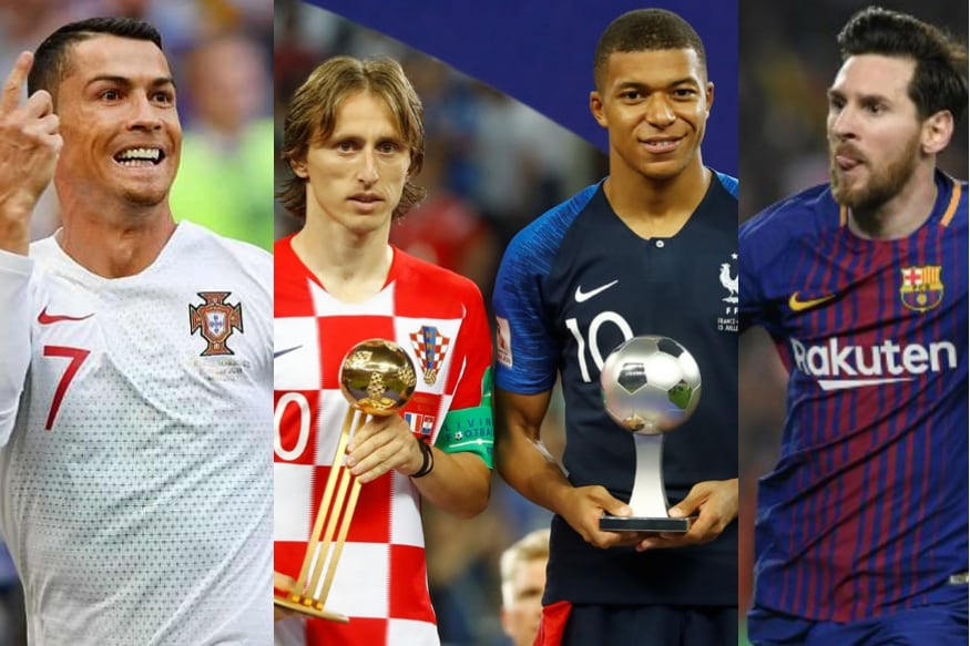 huge selection of 95e88 1c1bc Modric Tipped to Pip French Stars to Ballon d'Or and End ...