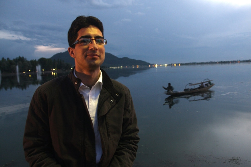 Shah Faesal May Have Got Money From Pakistan to Quit IAS, Says BJP's Former J&K Deputy CM