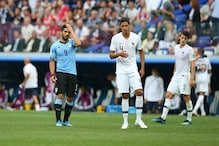 In Pics, Uruguay vs France, FIFA World Cup 2018, Quarter-final