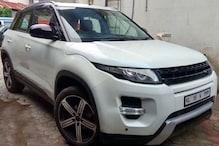 Maruti Suzuki Vitara Brezza Modified into Range Rover Evoque for Rs 6 Lakh, Looks Real [Video]