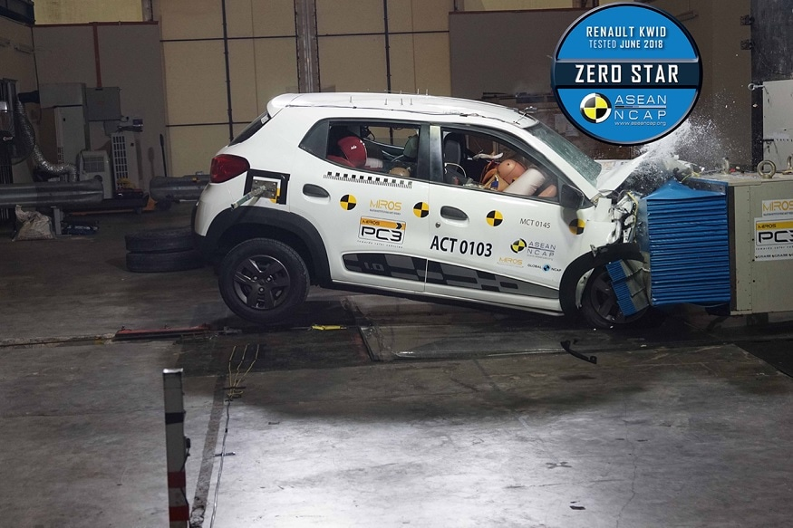 How Safe is Renault Kwid? Video of Its Crash Test Will Leave