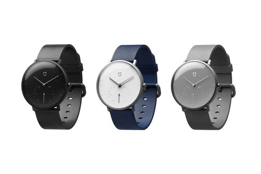 Xiaomi Launches Mijia Quartz Watch With Classic Looks in China