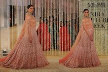 ICW 2018: Aditi Looks Ethereal as She Turns Showstopper for Tarun Tahiliani; See Pics