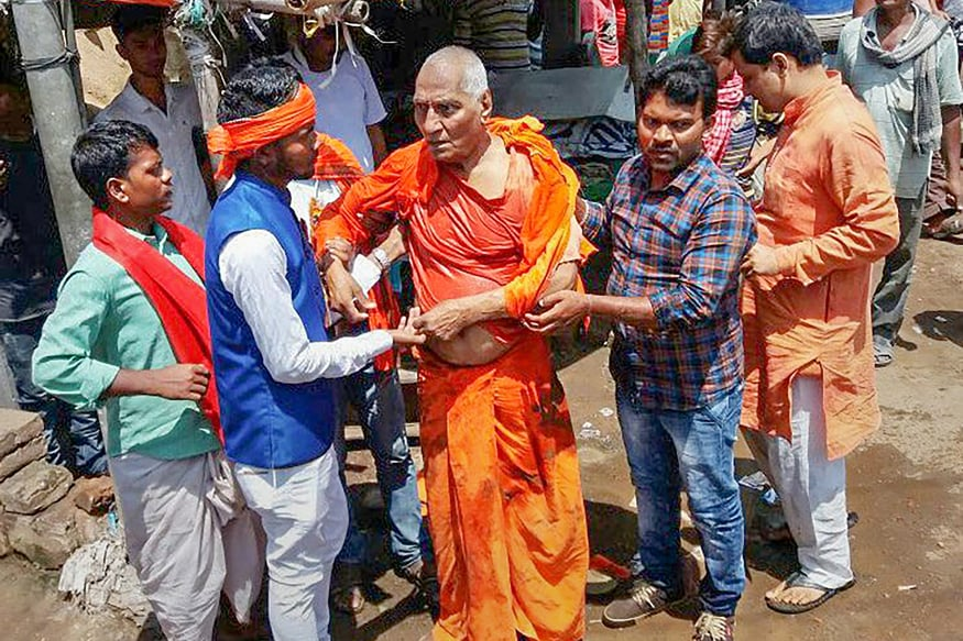 Swami Agnivesh Points at Plot to Kill Him Day After Attack in Jharkhand